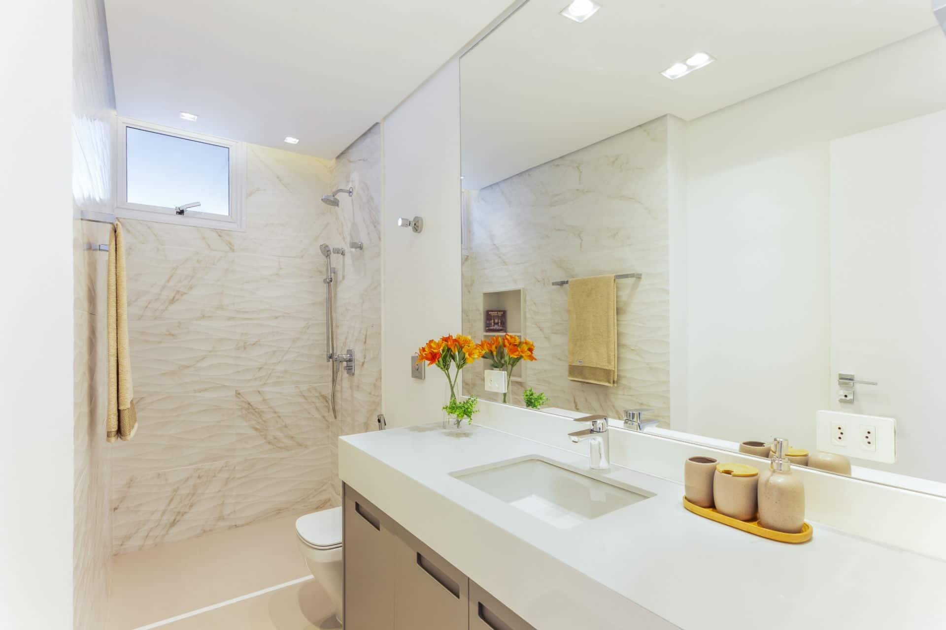Antes&Depois: confira a incrível transformação deste banheiro