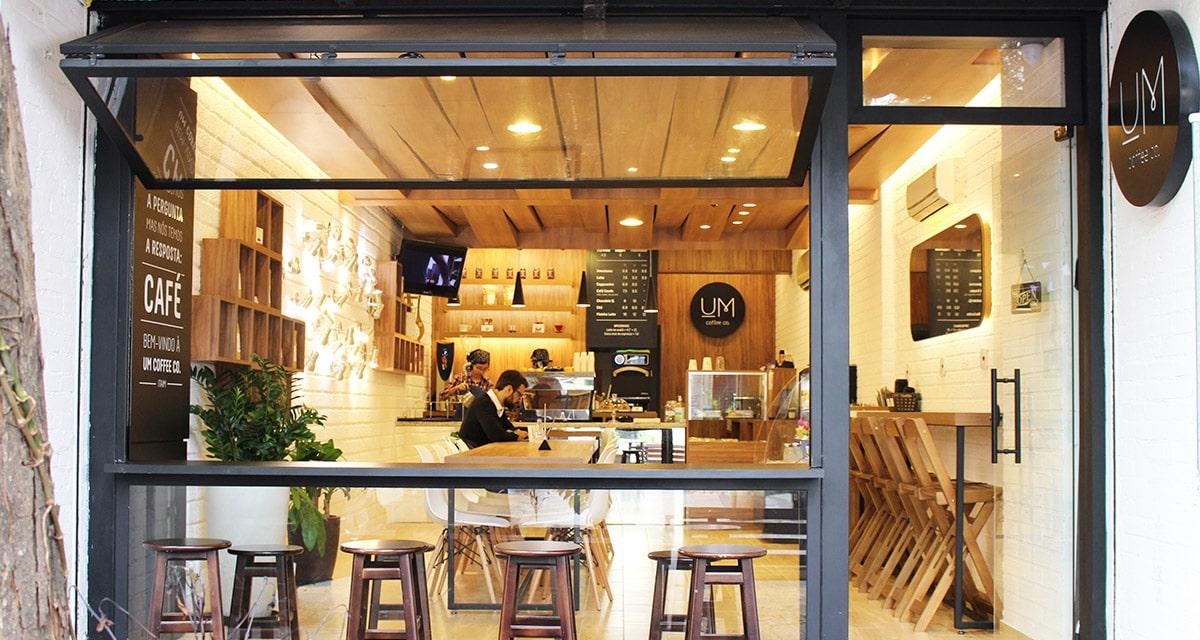 Cafeterias e docerias charmosas são convite a passear pelas ruas do Itaim