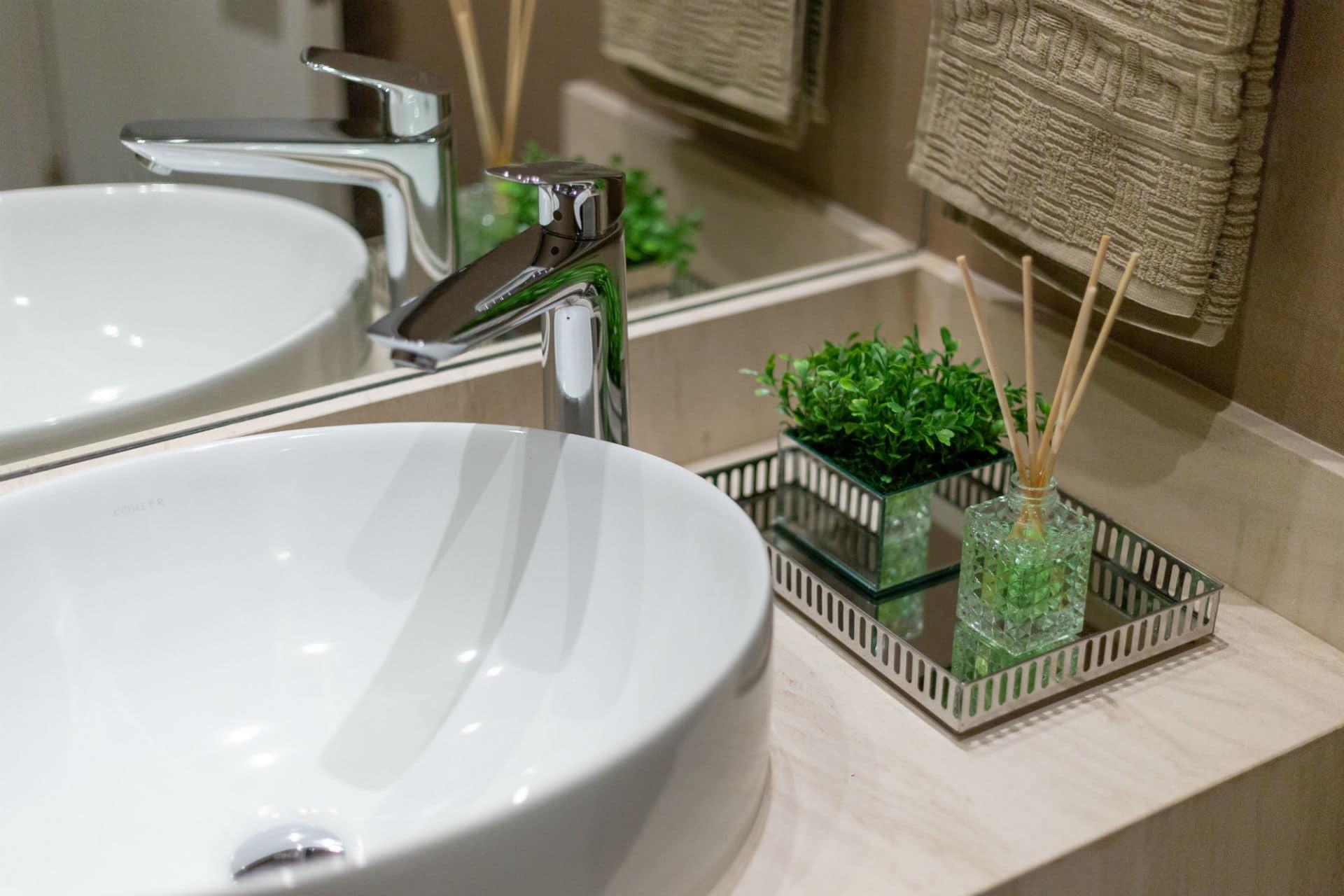 Lavabos: como tornar esse ambiente mais charmoso e aconchegante?