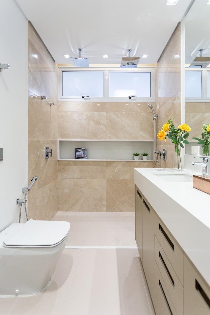Antes & Depois: veja como esse banheiro foi transformado pela Casa Unique