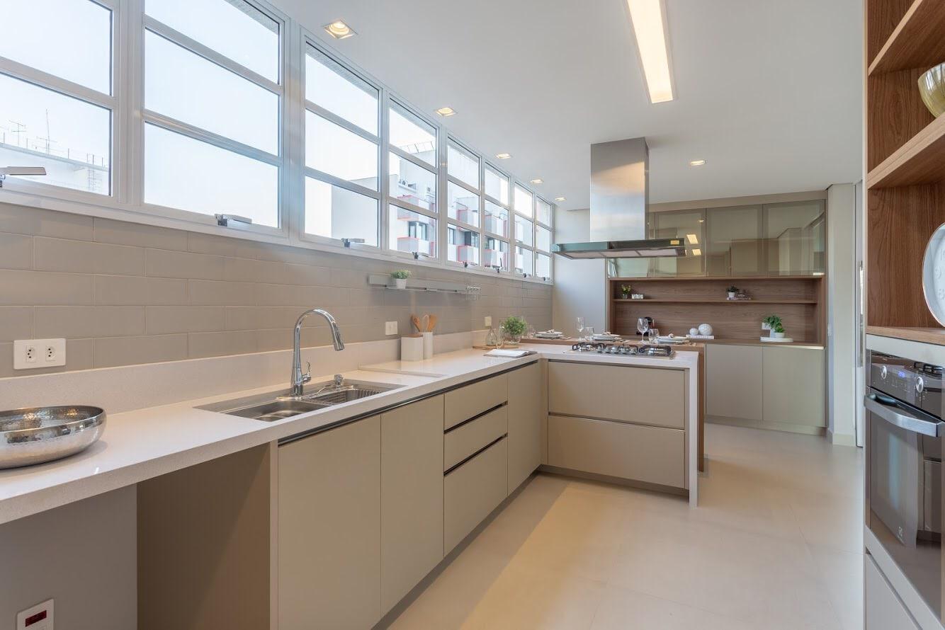 Antes & depois: confira a transformação impressionante desta cozinha
