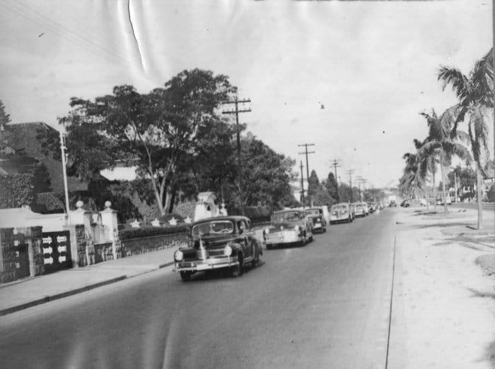 Você consegue adivinhar que famosa avenida de São Paulo está registrada nesta foto de 1947?