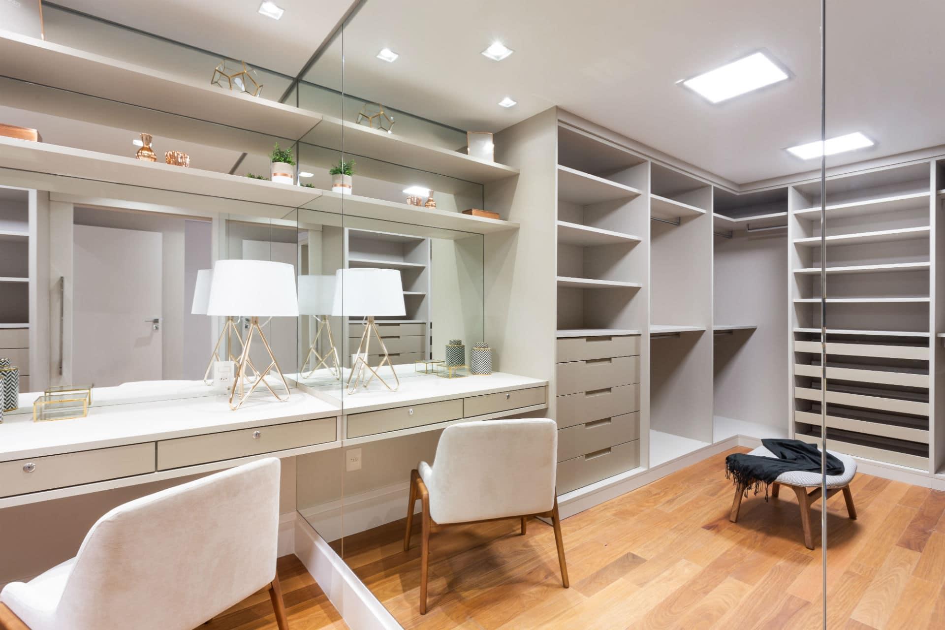 Espelhos: item que pode fazer a diferença na decoração de qualquer ambiente