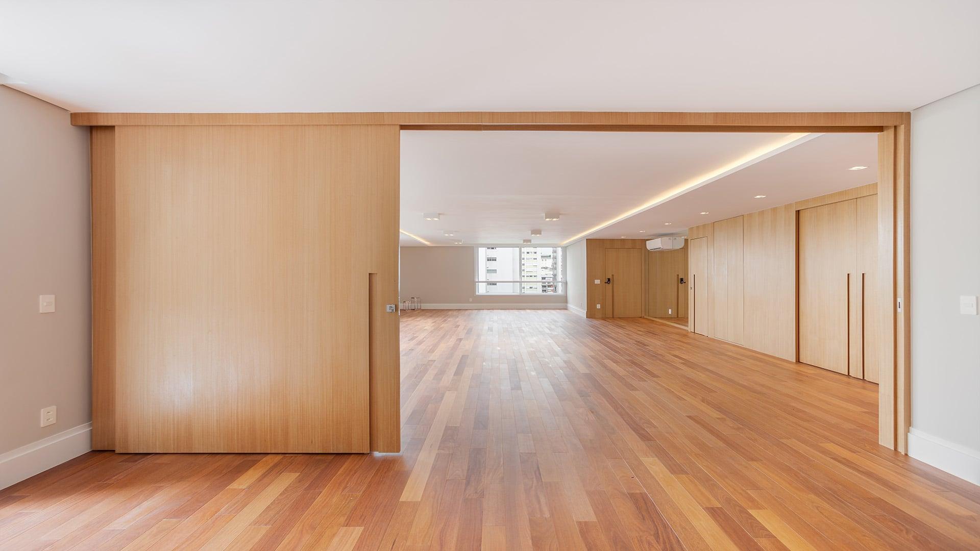 Que piso utilizar em seu apartamento?