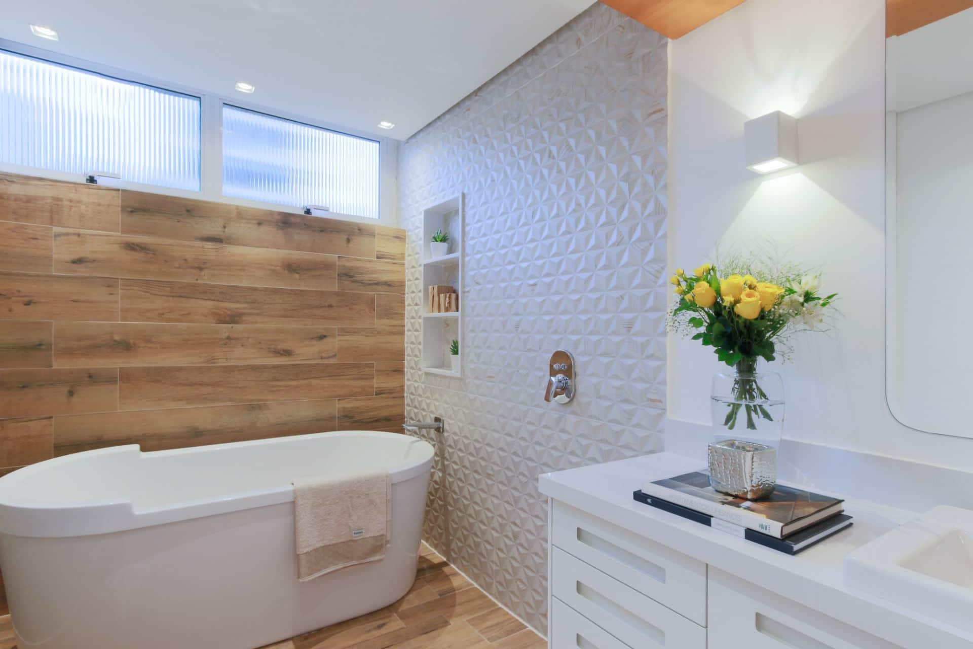 O que levar em conta para planejar o banheiro?