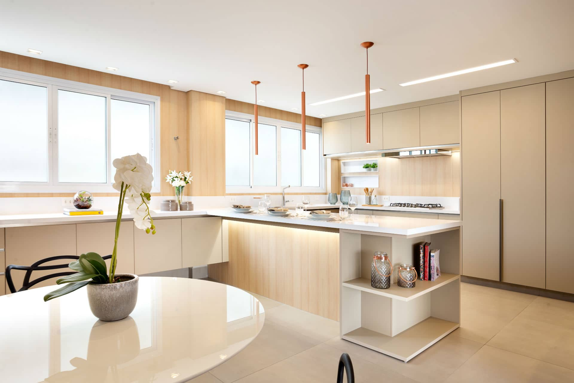 O que levar em conta para planejar a cozinha?