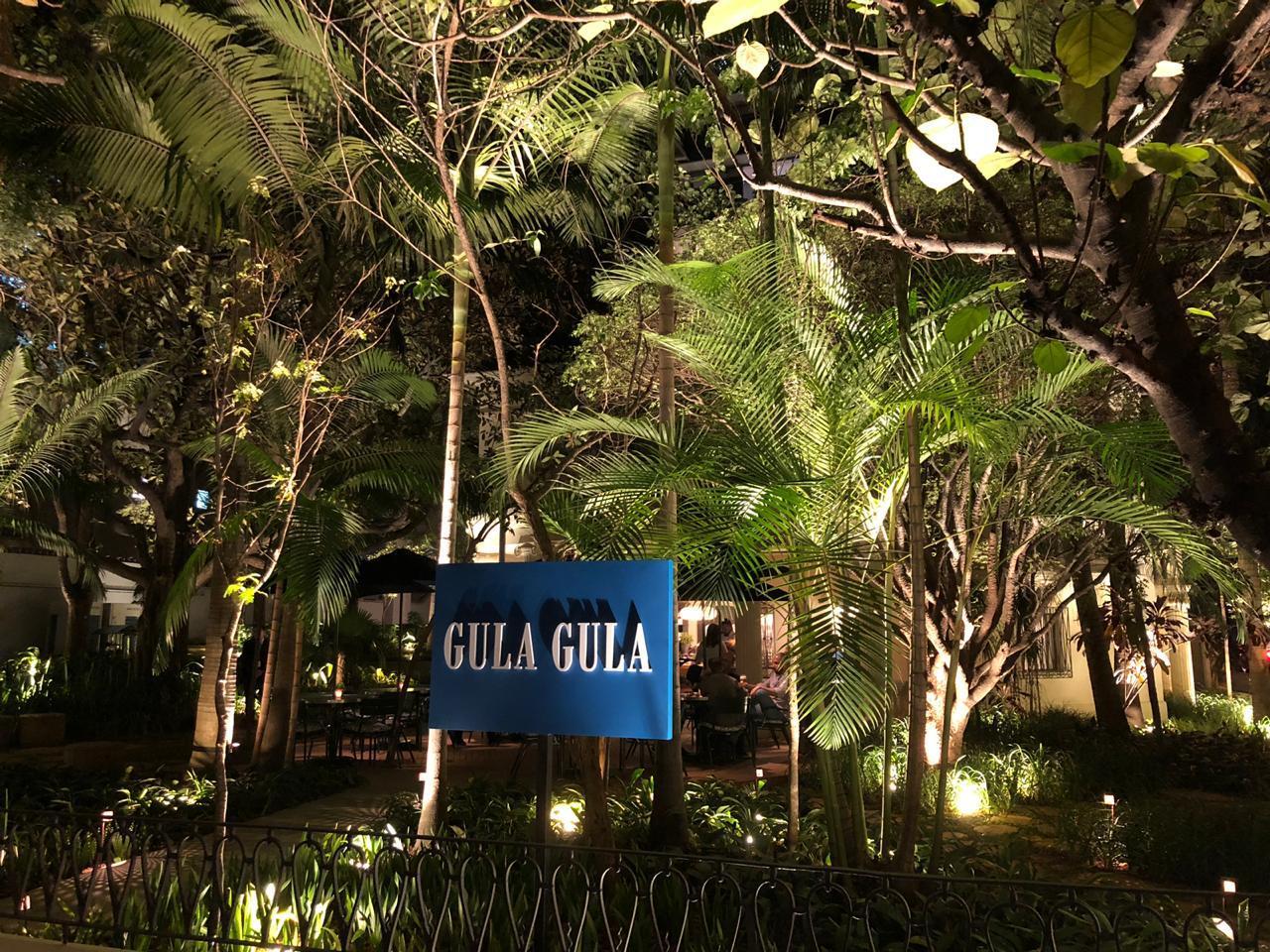 Conheça o restaurante Gula Gula