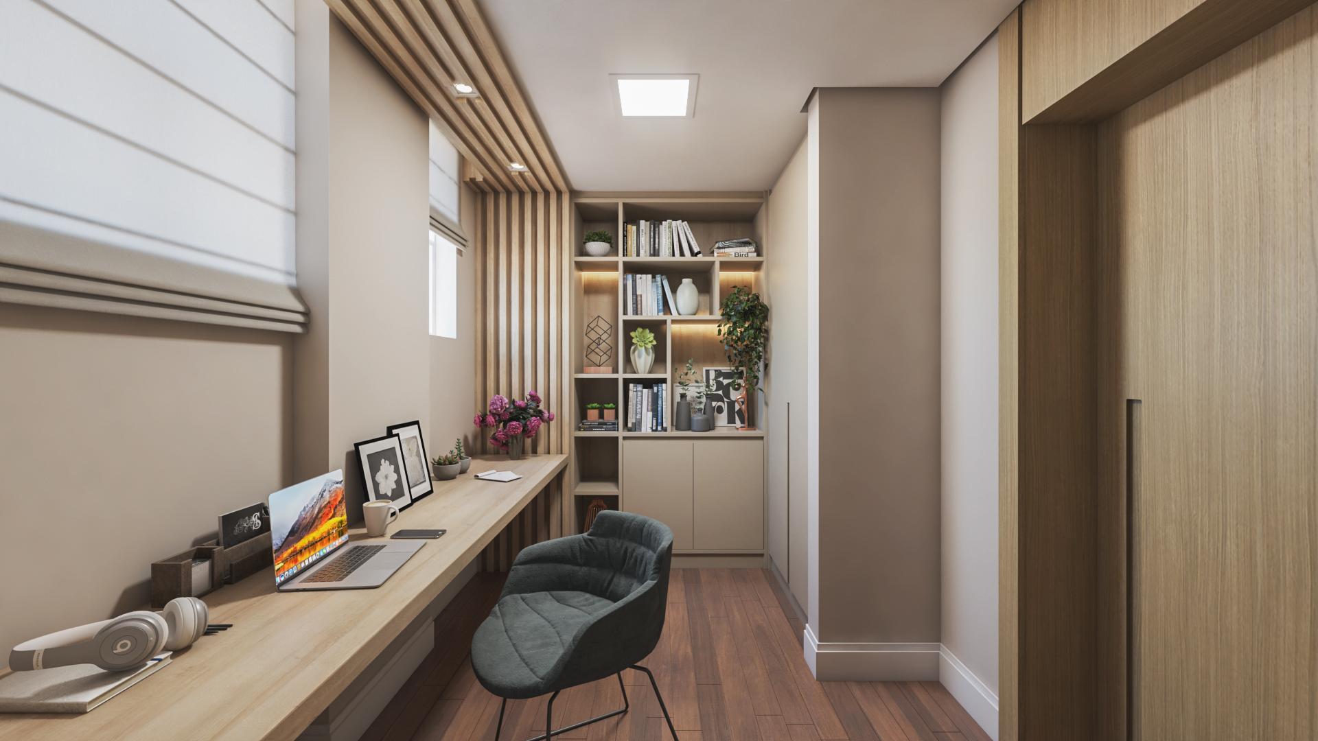 Home office: a importância de ter um escritório em casa e dicas para aproveitá-lo