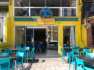 Imagem do restaurante La Villette na Praça Vilaboim em Higienópolis