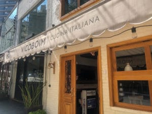 Imagem do restaurante Vicoboim na Praça Vilaboim