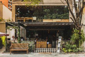 Motivas para morar na Vila Nova Conceição: Restaurante Le Manjue