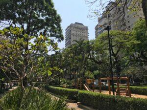 Motivos para morar na Vila Nova Conceição: Praça Pereira Coutinho
