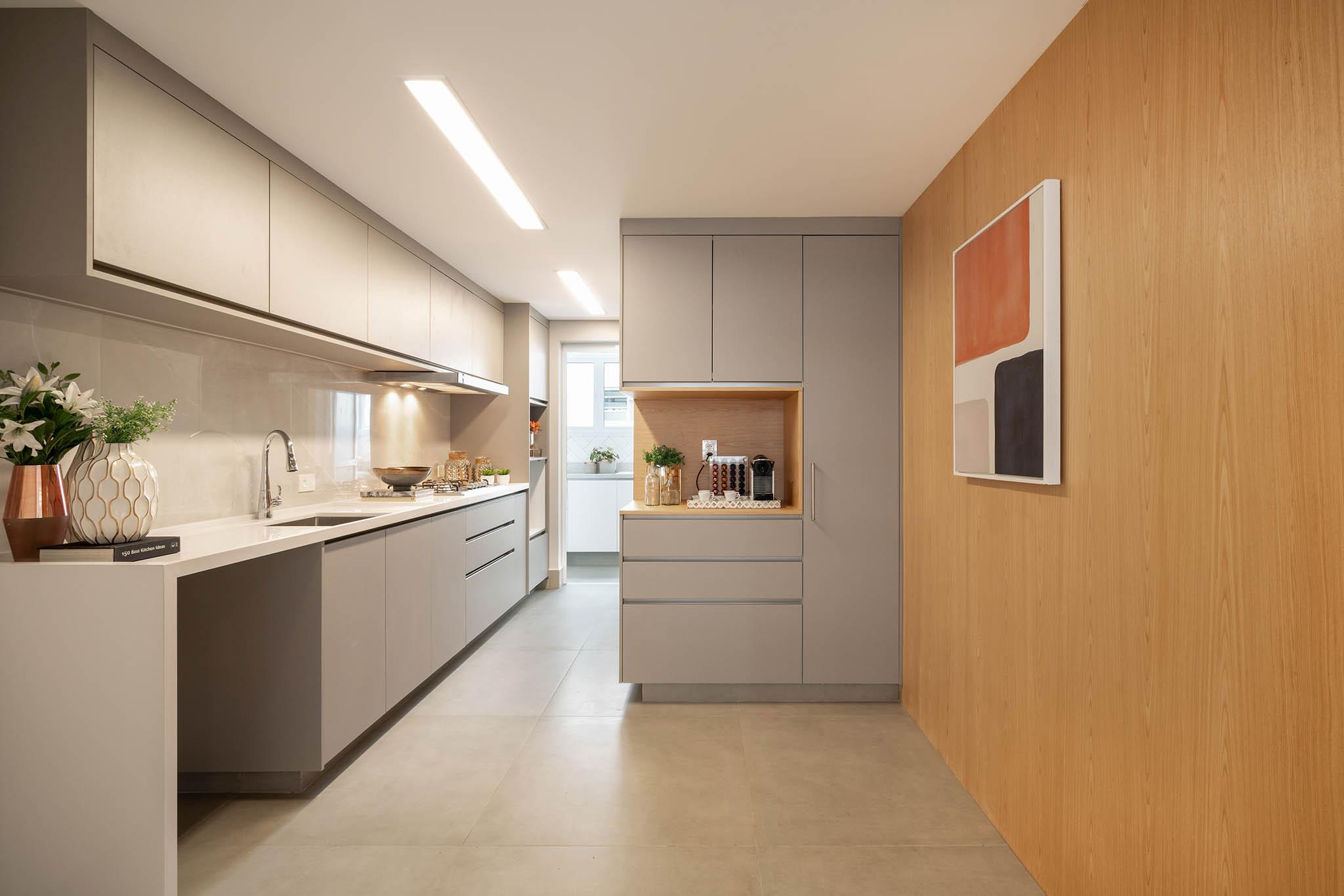 Antes e Depois: apartamento no Jardim Paulistano